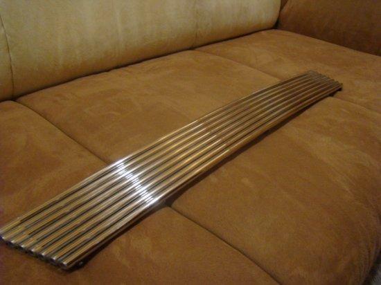 Тюнинг решетки радиатора