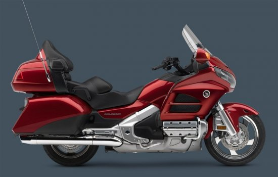 Honda Gold Wing 2013