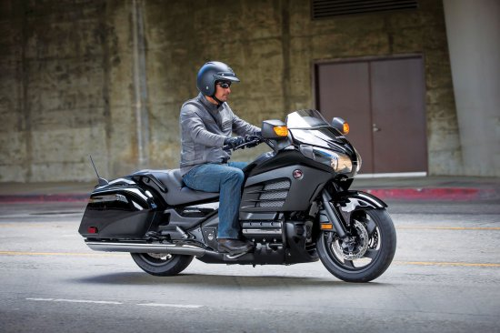 Новый Honda Gold Wing F6B 2013