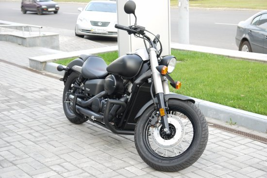 HONDA BLACK SHADOW