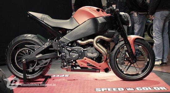 Мото шоу Custombike 2012