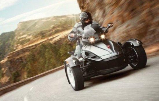 Audi планирует выпуск нового трицикла Stryker Cabriolet