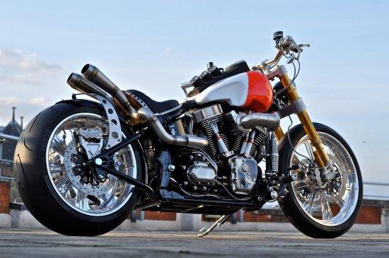 Harley-Davidson Cross Bones Ichiban