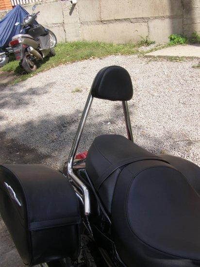 Спинка пассажира